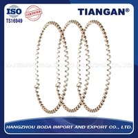 High quality small engine piston rings
