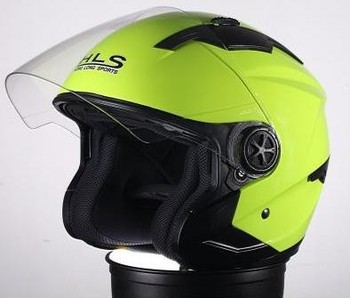 Motorcycle open face helmet,DP-603 Single Visor,good quantity,ECE Approval