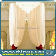 Factory direct sales for ceiling drape back dress with long sleeve for wedding party