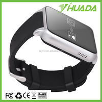 T05Professtional Bluetooth Smartwatch HART RATE Watch Mobile Phone MTK2502C Smart Watch For iPhone And Android Smart Phones
