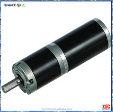 PM DC Planetary Gear Motor 42mm OD Planetary Gearbox 1N.m~10N.m