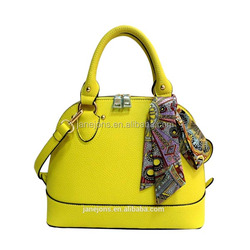 2016 PU leather factory handbags