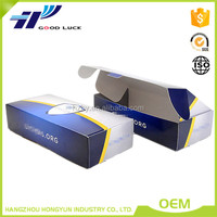 Alibaba China Wholesale OEM Order High Quality Printed Paper Packaging Folding Box for Multimedia, Software & Electronics