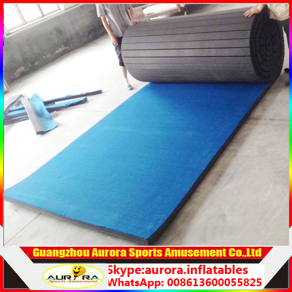 factory Dollamur Flexi Roll Wrestling Floor Mats