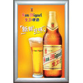 LED Aluminium frame Super Slim Advertising display