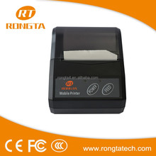 Wholesale price Rongta 58mm mini portable bluetooth thermal printer with battery