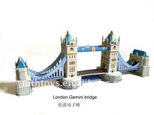 The London Bridge 3D PUZZLE