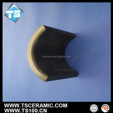 high strength silicon nitride si3n4 industrial ceramics tubes/rings/sleeves/parts
