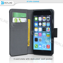 New products flip protective cell phone wallet case for iphone 6s
