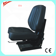 Air suspension car drive seats short backrest