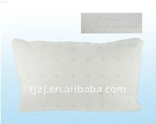 Three dimensional healthy tourmaline cotton pillow