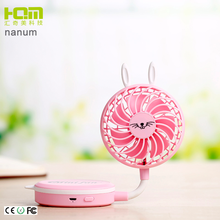 Ultra Portable 360 Adjustable Usb Low Voltage Mini Fan
