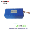 High amp 18650 battery, 11.1V 17.6ah battery, polymer lithium battery