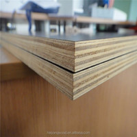 E2 black film faced construction plywood from Linyi City