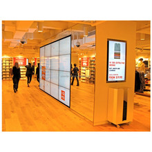 China factory Price Cheap 55INCH LED Video Wall India Market