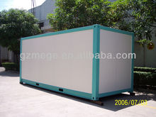 portable waterproof prefab cabin container house