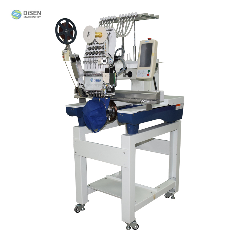 1 Head Hat Embroidery Machine Sale German South Africa Cording