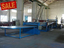 PP Plastic plate extruding line/sheet production line