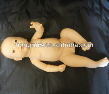 ISO Silicone Neonatal model, Newborn Baby doll