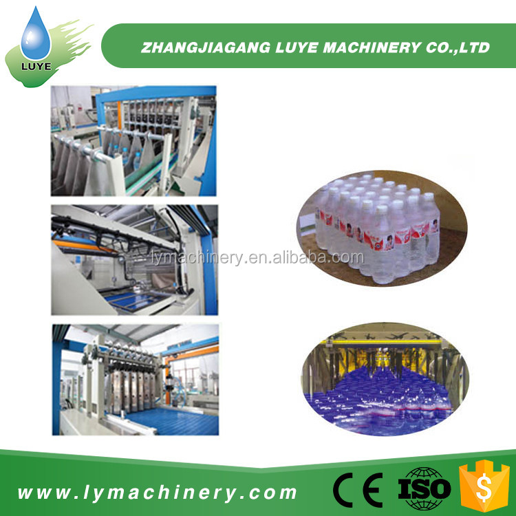 CE ISO Approved Shrink Warping Machine