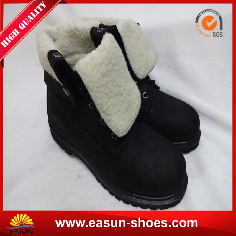 Men Safety Footwear Safety Shoes Goodyear Welt Construction Workers Safety Boots