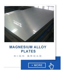 WE43 Az31b Magnesium Alloy Plate/Rod