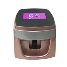 Custom christmas picture nail art printing of computer machine with factory price