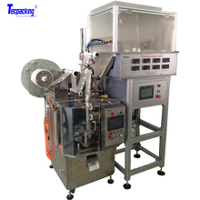 Leafy vertical automatic sachet Automatic Quantitation tea bag packing machine
