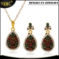 indian bridal jewelry sets online resin rhinestone necklace sets jewelry for woman