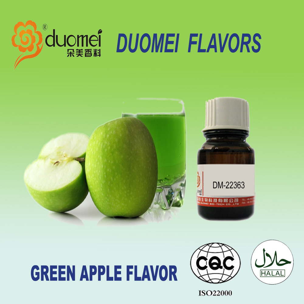 DM-22363 E High Concentrate liquid smoke Green Apple juice flavor