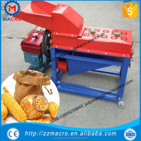corn husker sheller/sweet corn peeling machine