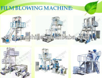 Ruian high speed stable running film blowing machine set