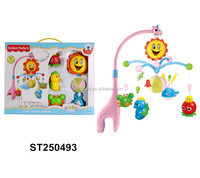 Fashion product!Baby Mobiles with music baby musical mobile toys