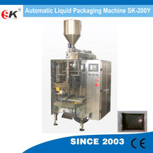 Automatic soup packing machine