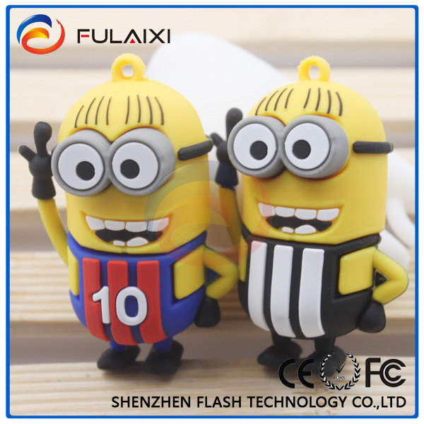 Hot sale Minions Cartoon usb flash drive new products for 2015