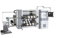 XS-DFQ1700C5-6 High quality slitting machine for adhesive materials/label