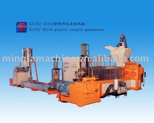 Sj150 recyclage plastique granulateur machine granulateur plastique id de pro - Machine a recycler le plastique ...