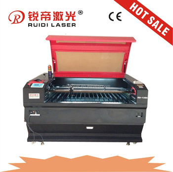 Top Sale High Quality plexiglass Laser Cutting Machine RD 1390 120W Power