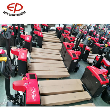 china small mini electric hand pallet truck low cost high quality forklift , battery operated pallet truck