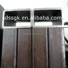 alibaba China new product Good Quality schedule 40 black Rectangular And Square Steel Pipe from Shandong Shunshi