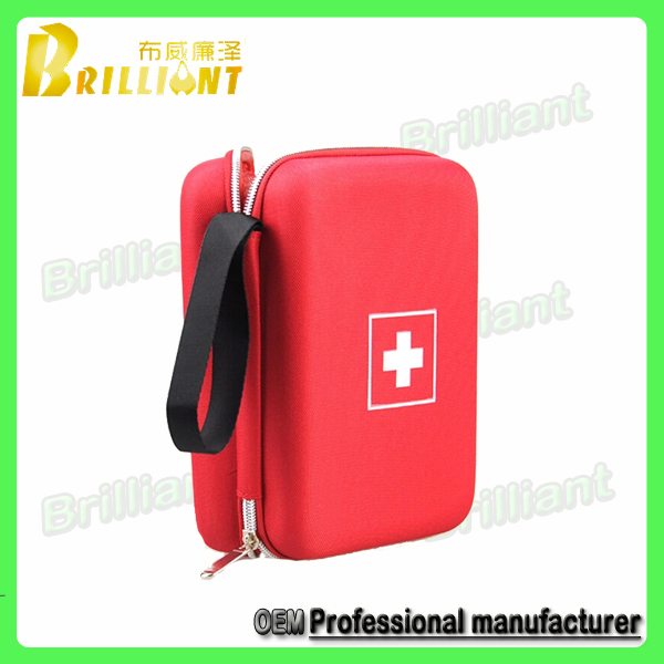 Promotional first aid kit case