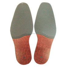 China factory fashion natural rubber sole
