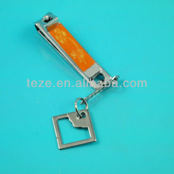 ZJQ-024 Small using carbon steel baby nail clipper