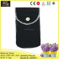 cell phone shape design custom jewelry pouch(1860)