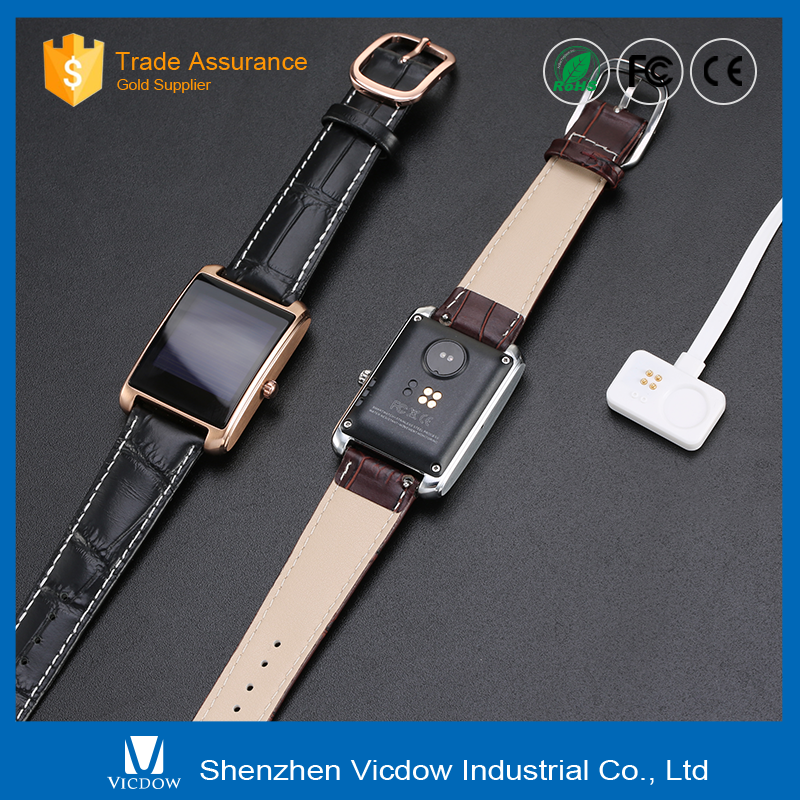 Cheapest Android 4.4Version Bluetooth Watch Mobile Phone