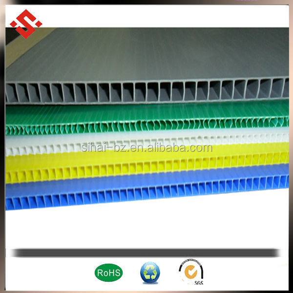 2015 China manufacture wholesale 4x8 coroplast sheet