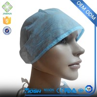 Promotional Price Custom Design Nonwoven disposable surgical hat