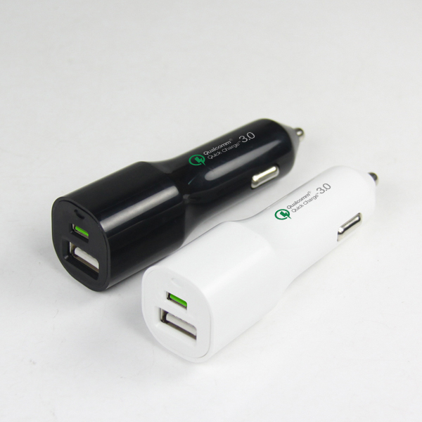 New Arrival smart charger quick charging , special smart battery type C car charger
