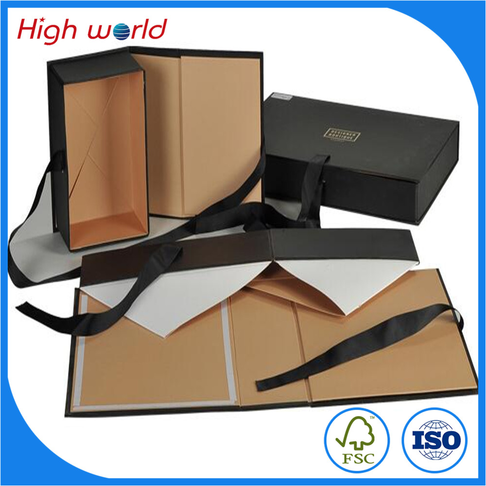 High Quality Rigid Magnetic Folding <strong>Box</strong> with Logo