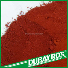 325 Mesh H130 Iron Oxide Red for Decorative Coating